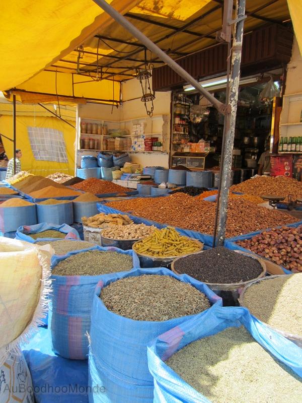 Maroc - Medina de Casablanca