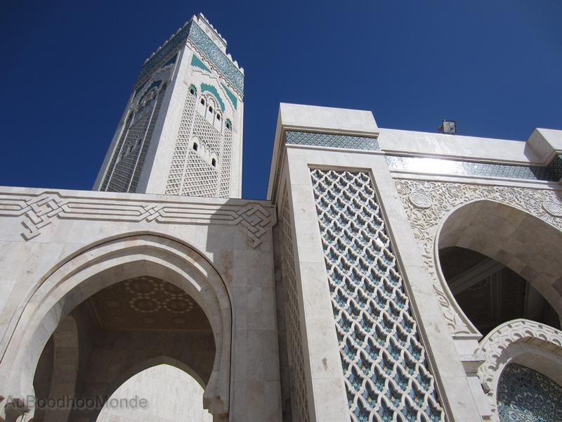 Maroc - mosquée hassan II