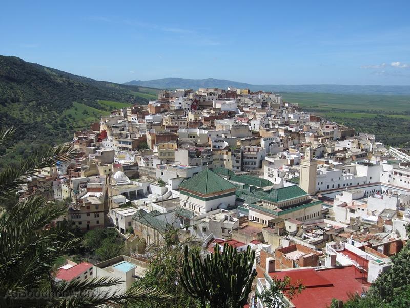 Blog Voyage - Maroc moulay idriss