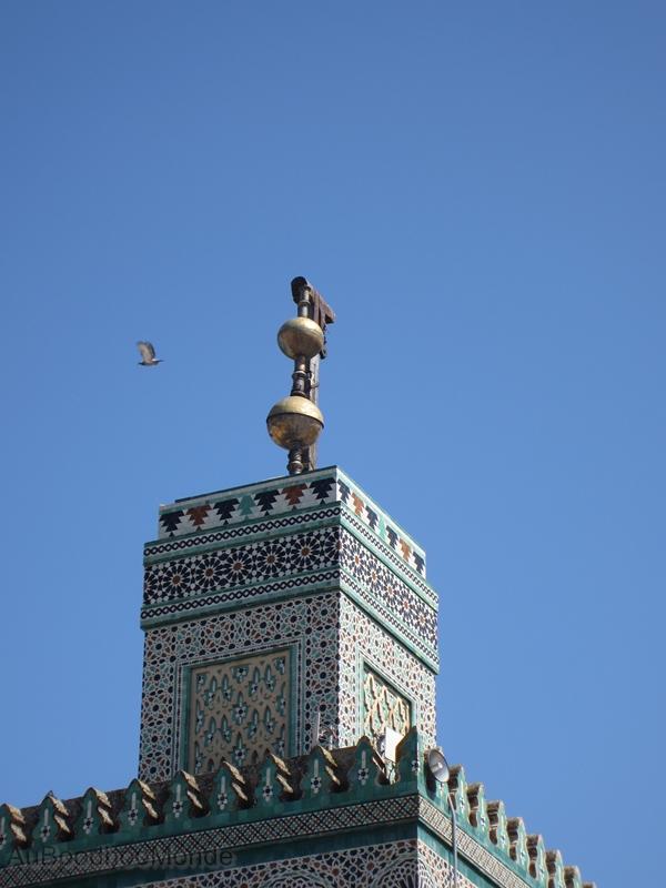 Blog voyage - Maroc monuments