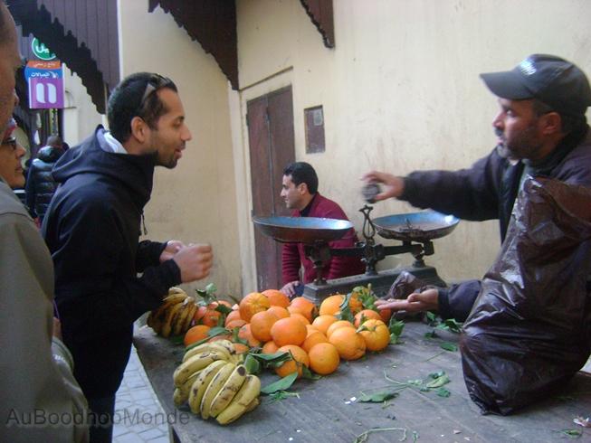 Maroc - Faire son marché