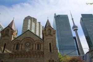 Canada Toronto - paysage urbain