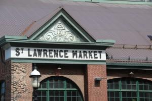 Canada Toronto - Saint Lawrence Market