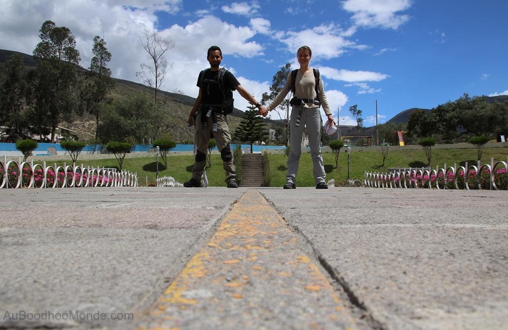 Equateur - Mitad Del Mundo