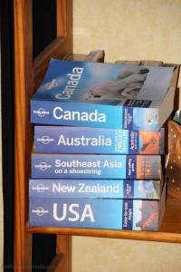 Itinéraire de tour du monde
