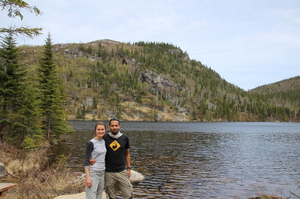Canada - Mont du Lac des Cygnes