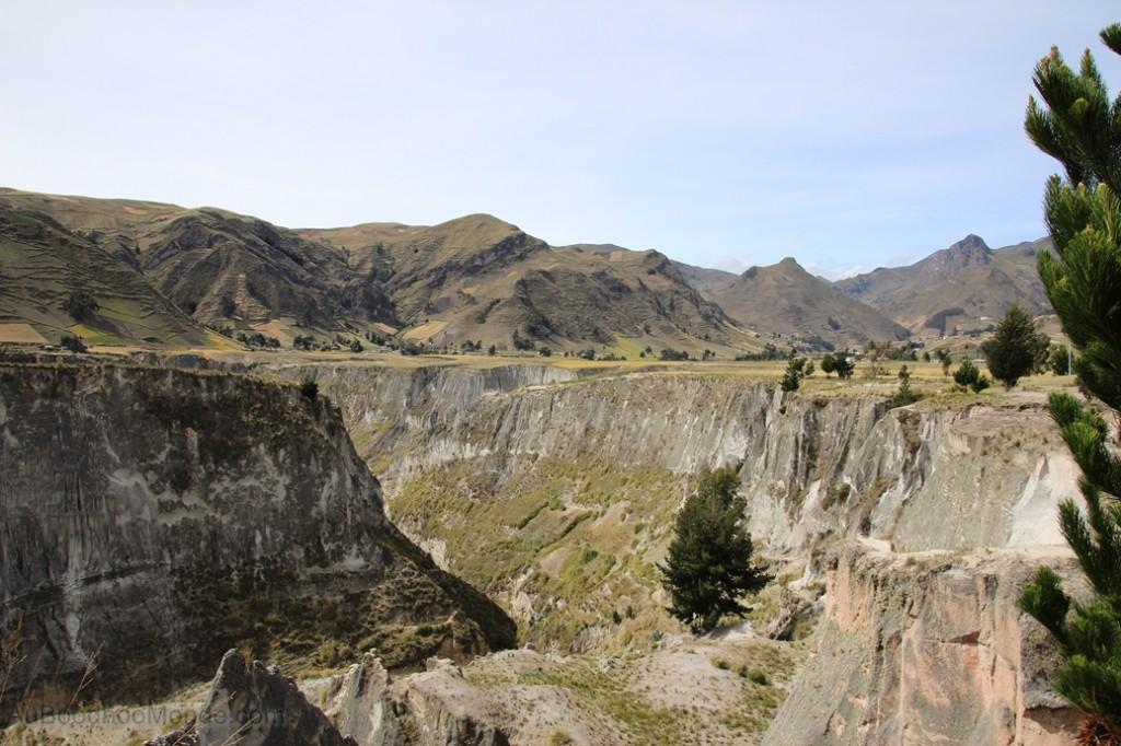 Equateur - Canyon Rio Toachi