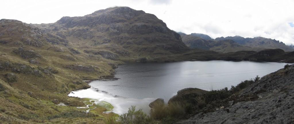 Equateur - Cajas - Lagon Toreadora