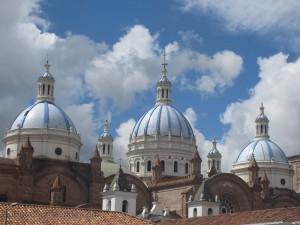 Equateur - Nouvelle Cathedrale Cuenca