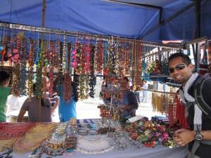 Equateur - Marche artisanal Otavalo