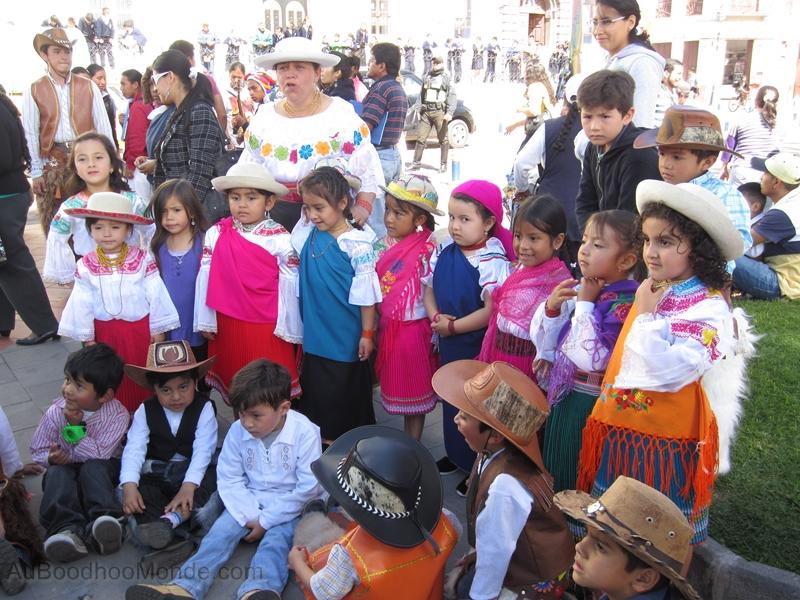 Equateur - Otavalo - Inti Raymi