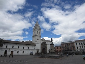 Equateur - Quito - San Domingo