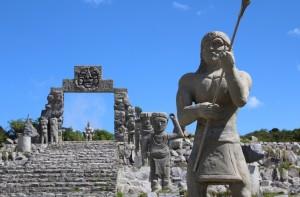 Equateur - Temple du Soleil Inca