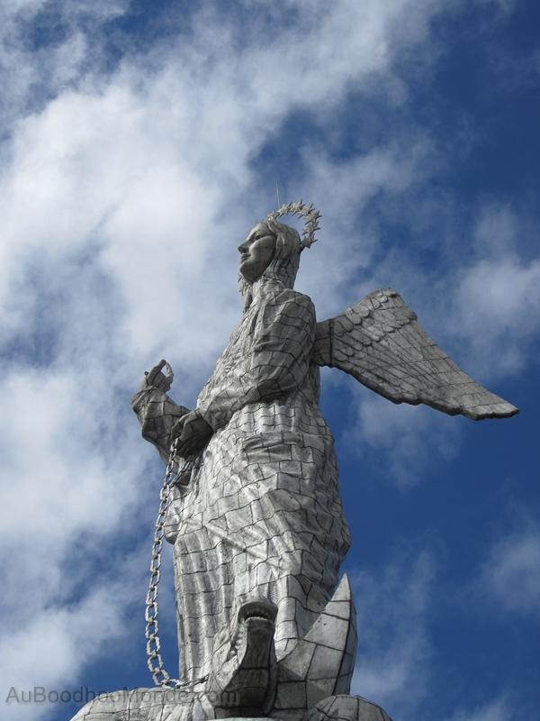 Equateur - Virgen El Panecillo