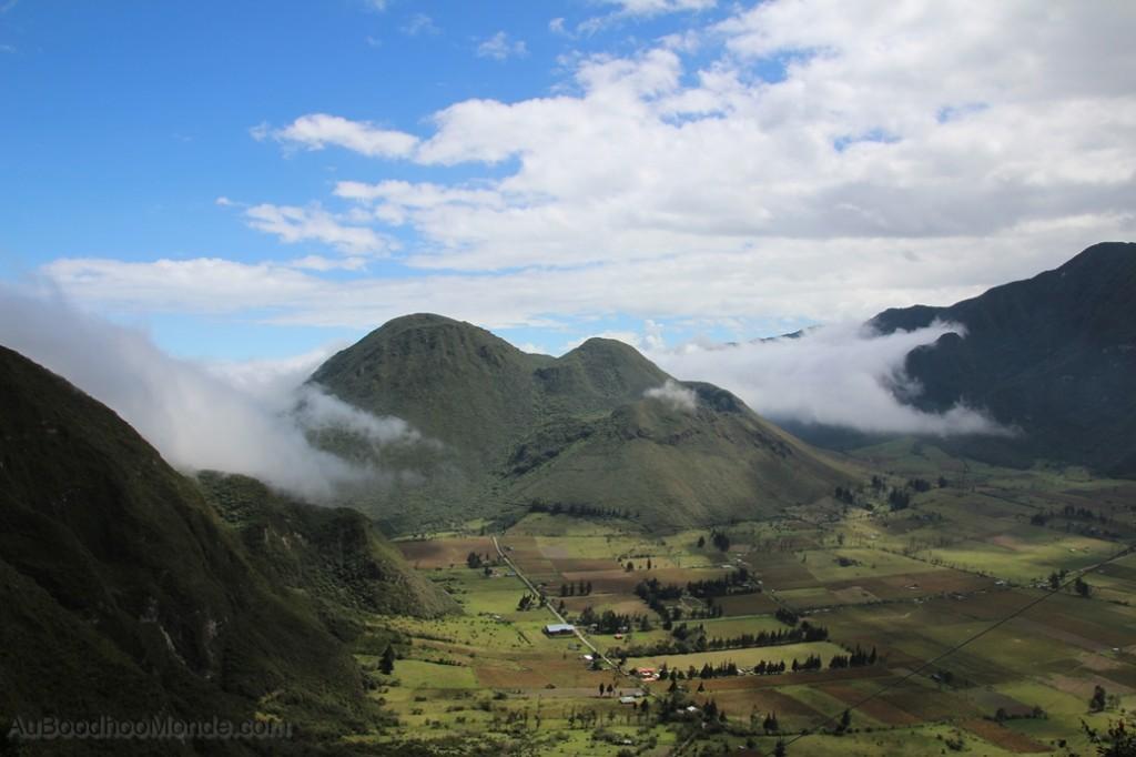 Equateur - Cratere de Pululahua