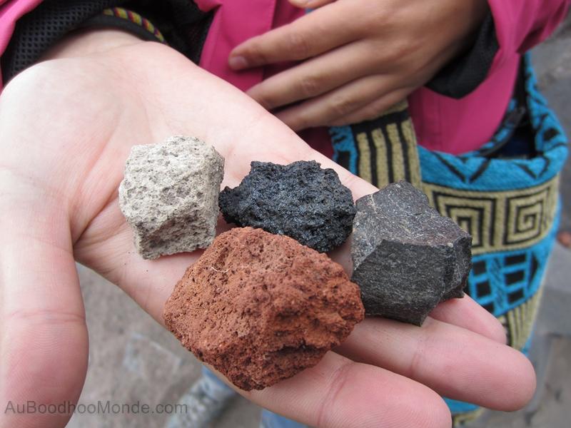 Equateur - Les 4 pierres du Cotopaxi