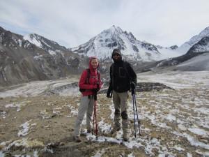 Auboodhoomonde en Bolivie