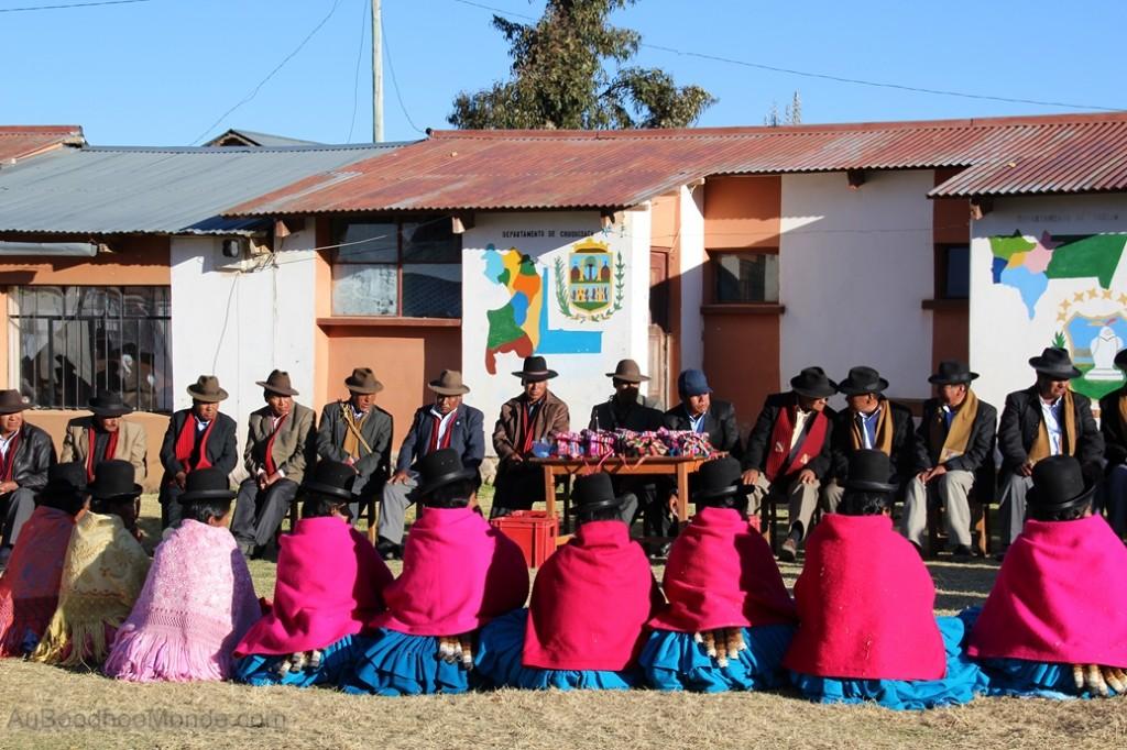 Bolivia - fiesta Isla del Sol
