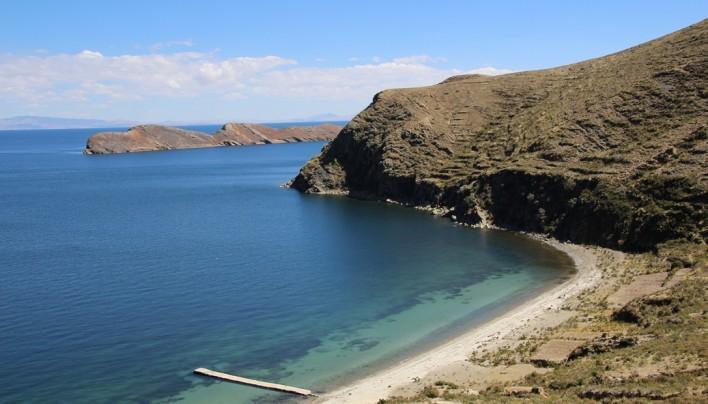 Lac Titicaca et Isla del Sol