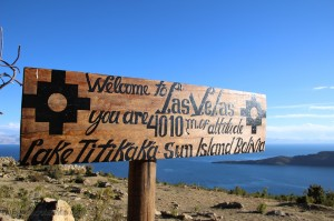 Bolivie - Isla del Sol Las Velas