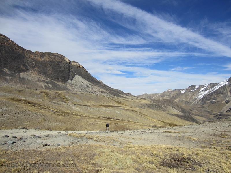 Bolivie - Randonnee La Paz
