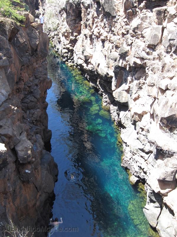 Paysage et voyage Galapagos - Fjord 2