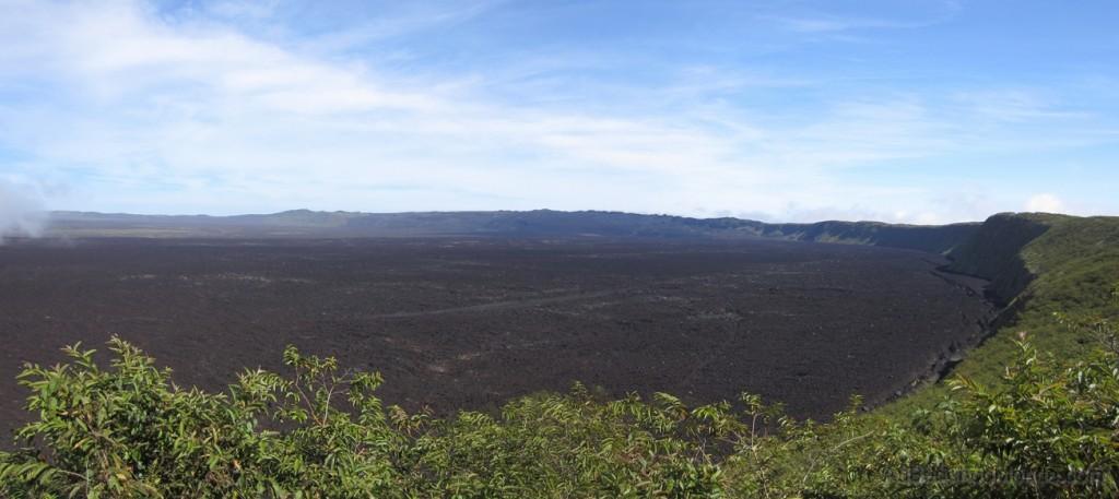 Galapagos - Isabela - Volcan Sierra Negra