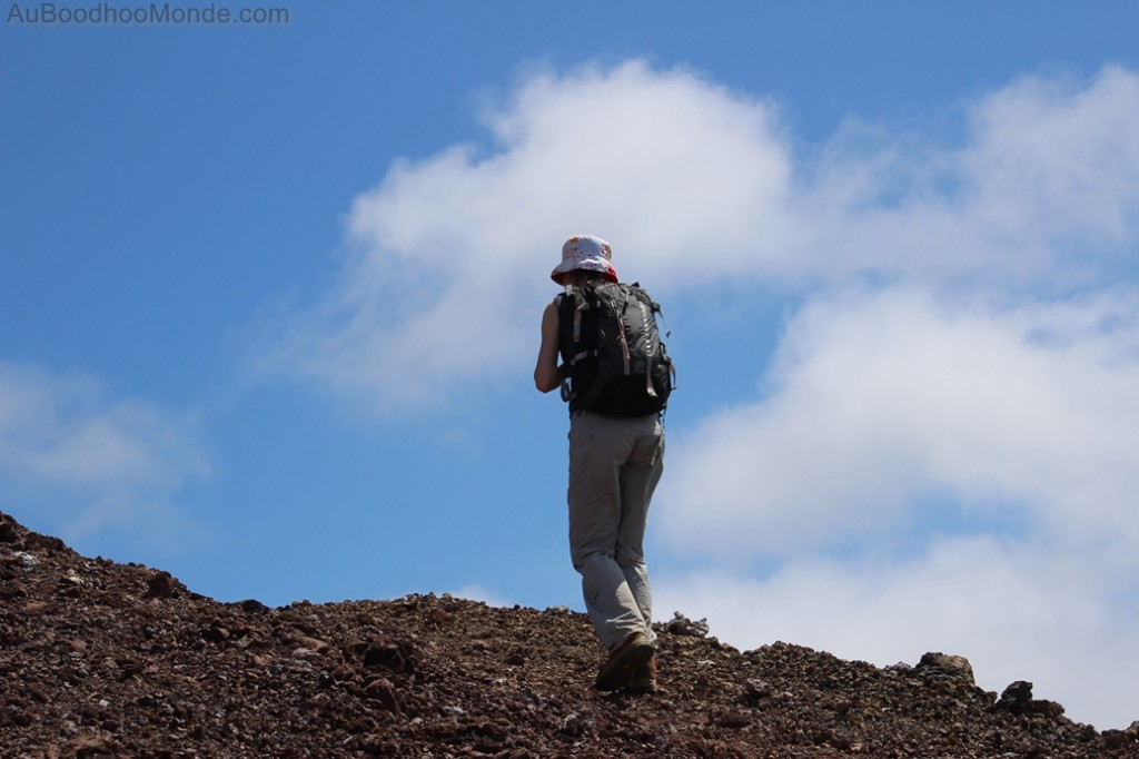 Voyage Galapagos - Randonnee