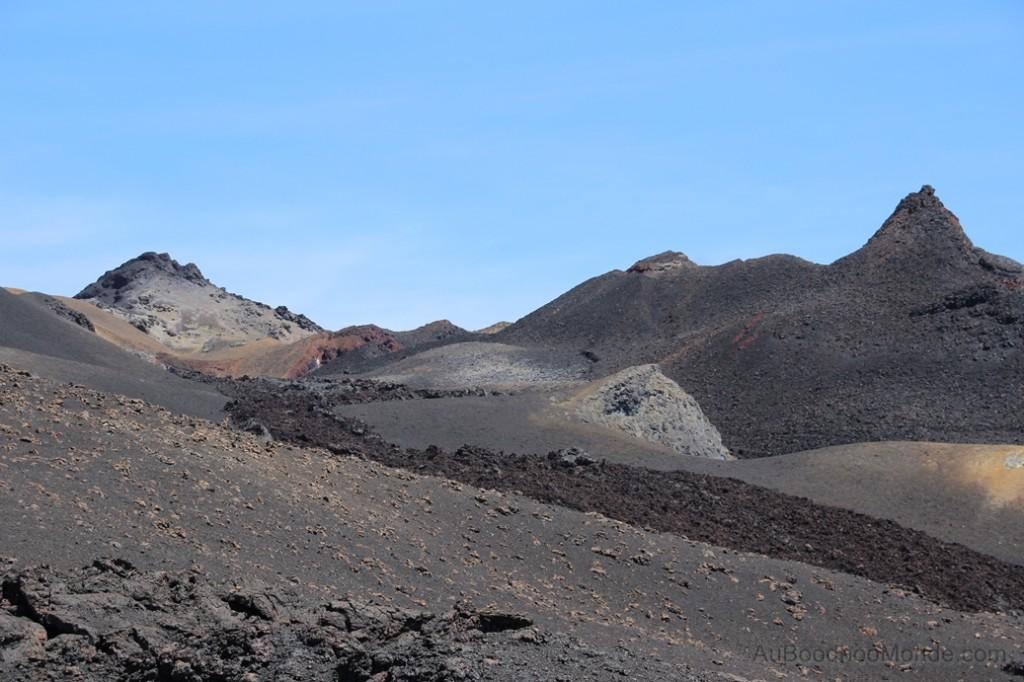 Galapagos pas cher - Volcan Sierra Negra