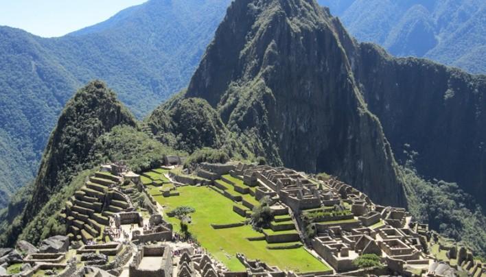 Inka Trail au Machu Picchu