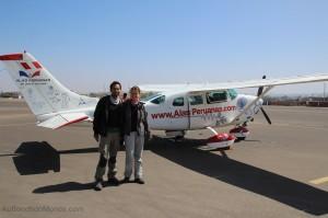 Perou - Nazca Avion