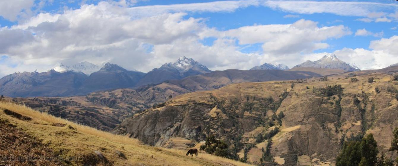Peru - Cordillera Blanca picture
