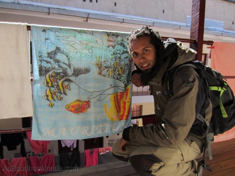 Bolivie - Ile Maurice Tour du Monde