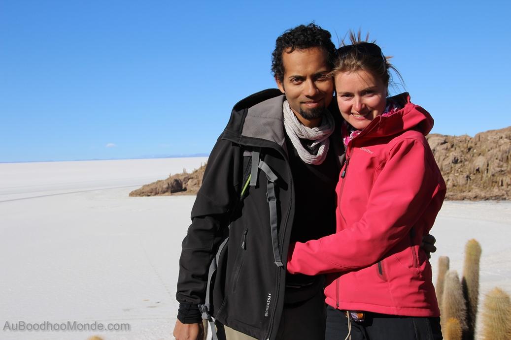 Bolivie - Isla Pescado - Salar