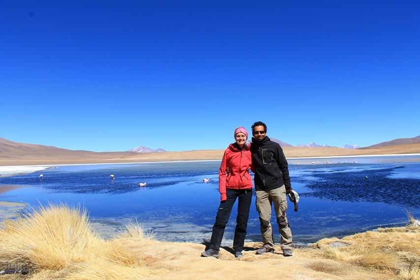 Bolivie - Laguna Canapa