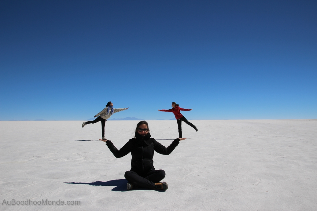 Bolivie - Salar - Perspective