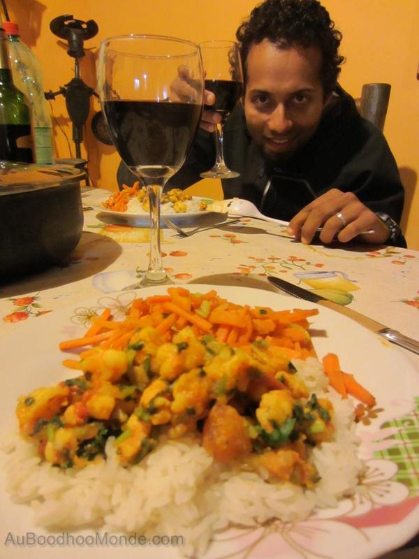 Chili - La serena fruits de mer et vin carmenere