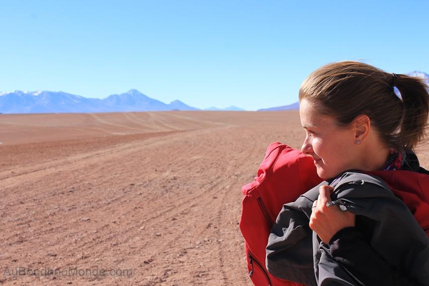 Chili - Licancabur en route vers Atacama