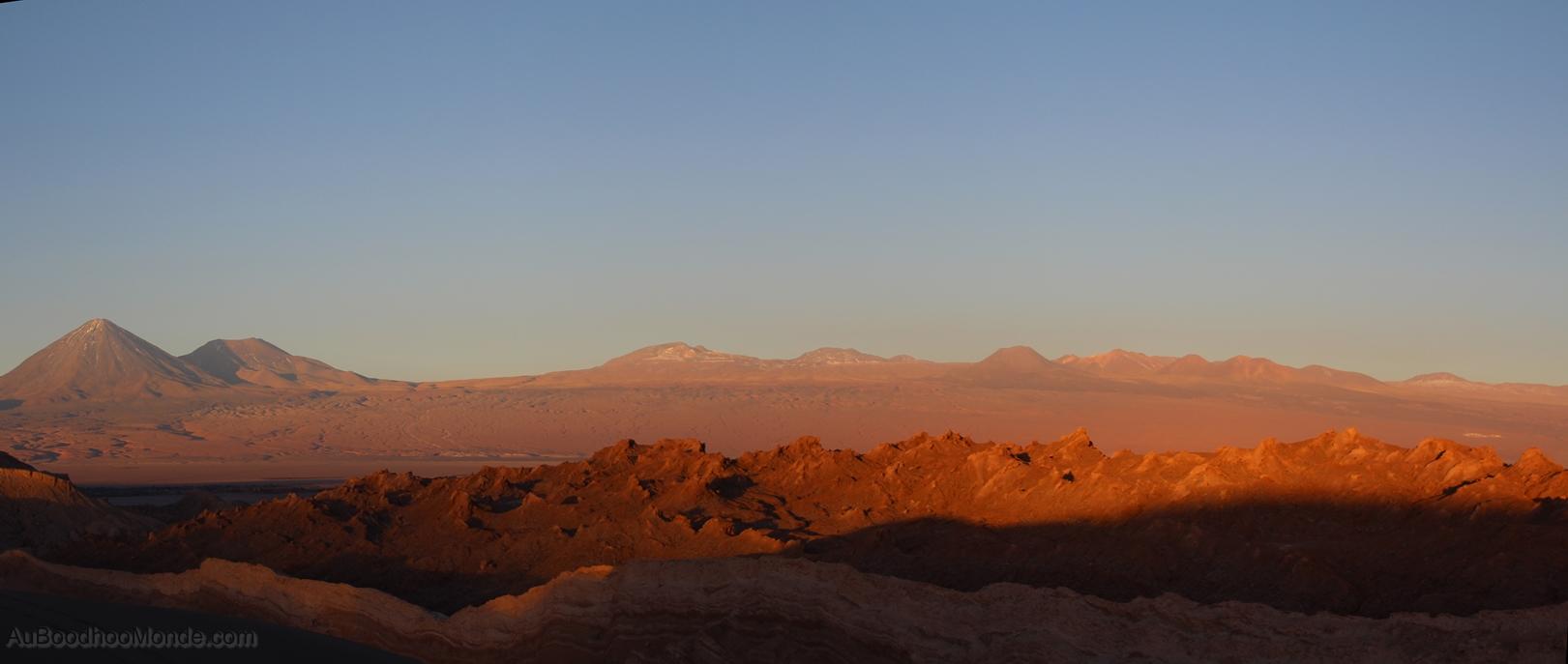 Chili - Vallee de la Luna Atacama desert