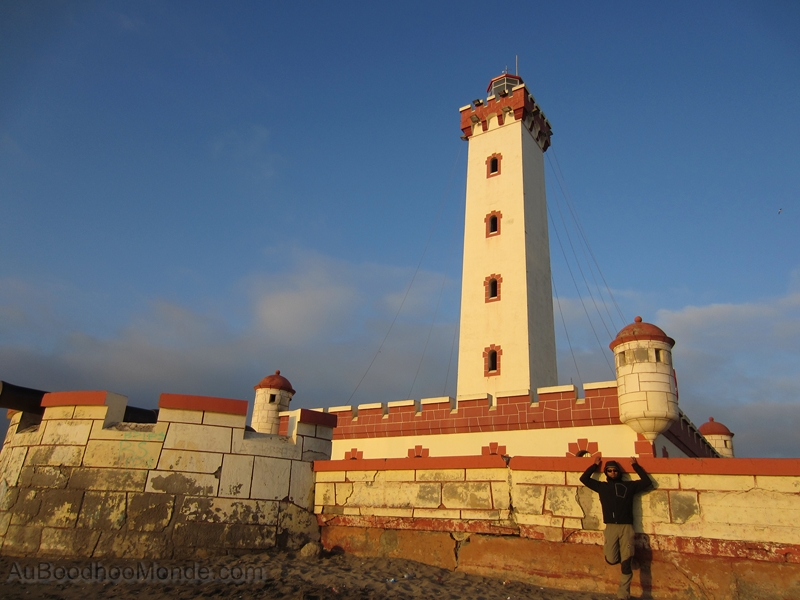 Chili - Phare de la Serena