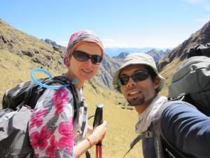 Perou - Inka Trail quoi emporter pour la randonnee