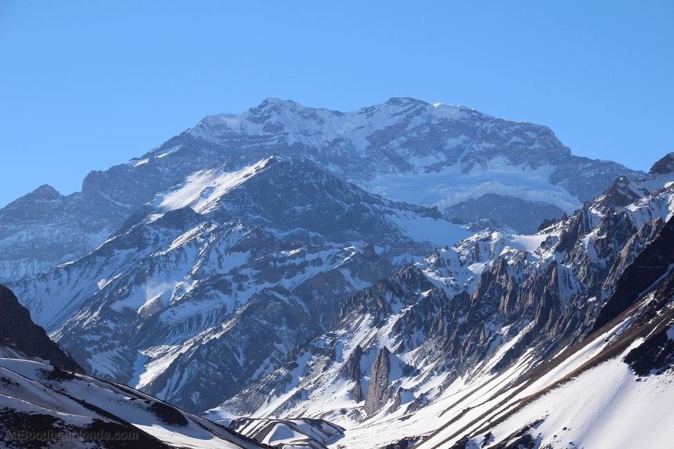Argentine - Glacier Aconcagua_small