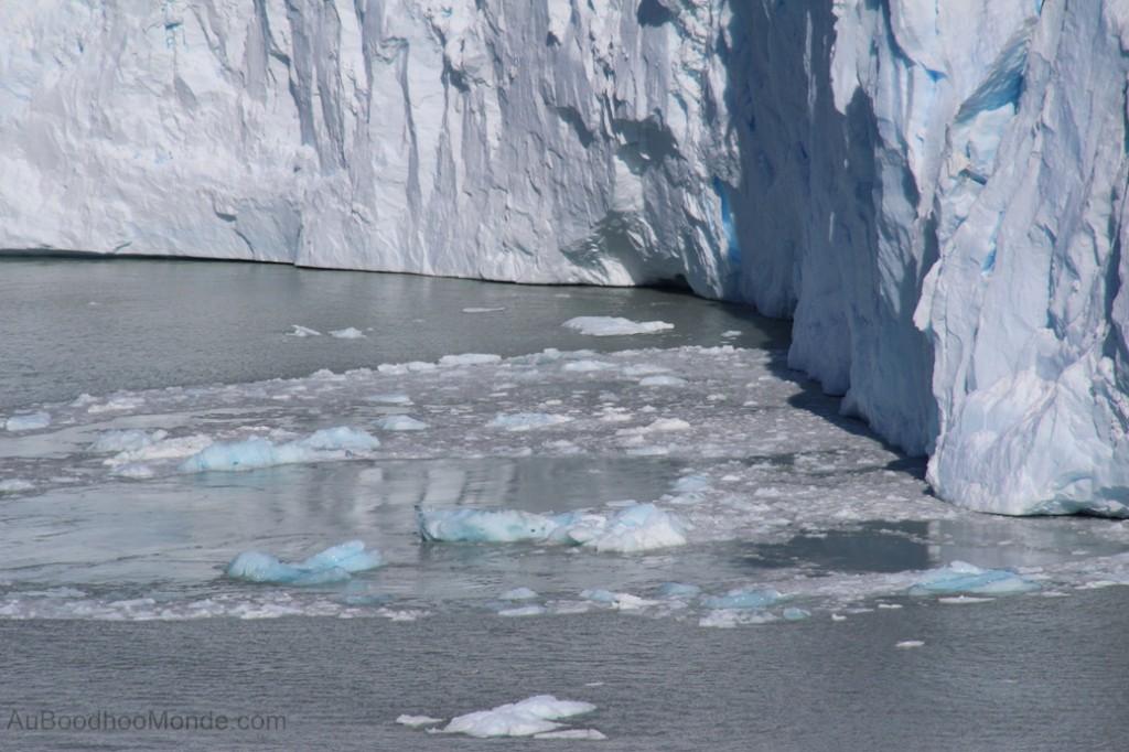 Argentine - Rico Brazo et Glacier