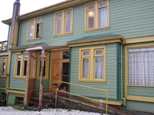 Chili - Ancud Chiloe Backpackers 13 Lunas