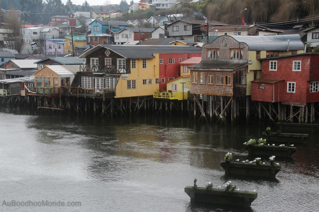 Chili - Chiloe - Palafitos