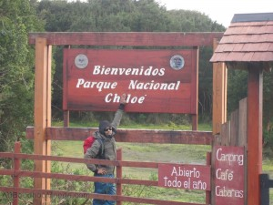 Chili - Parc National Chiloe
