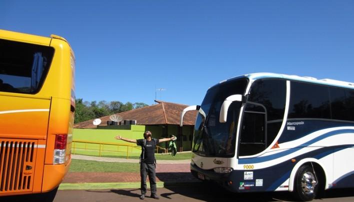 Voyager en bus en Amérique du Sud? Zen!