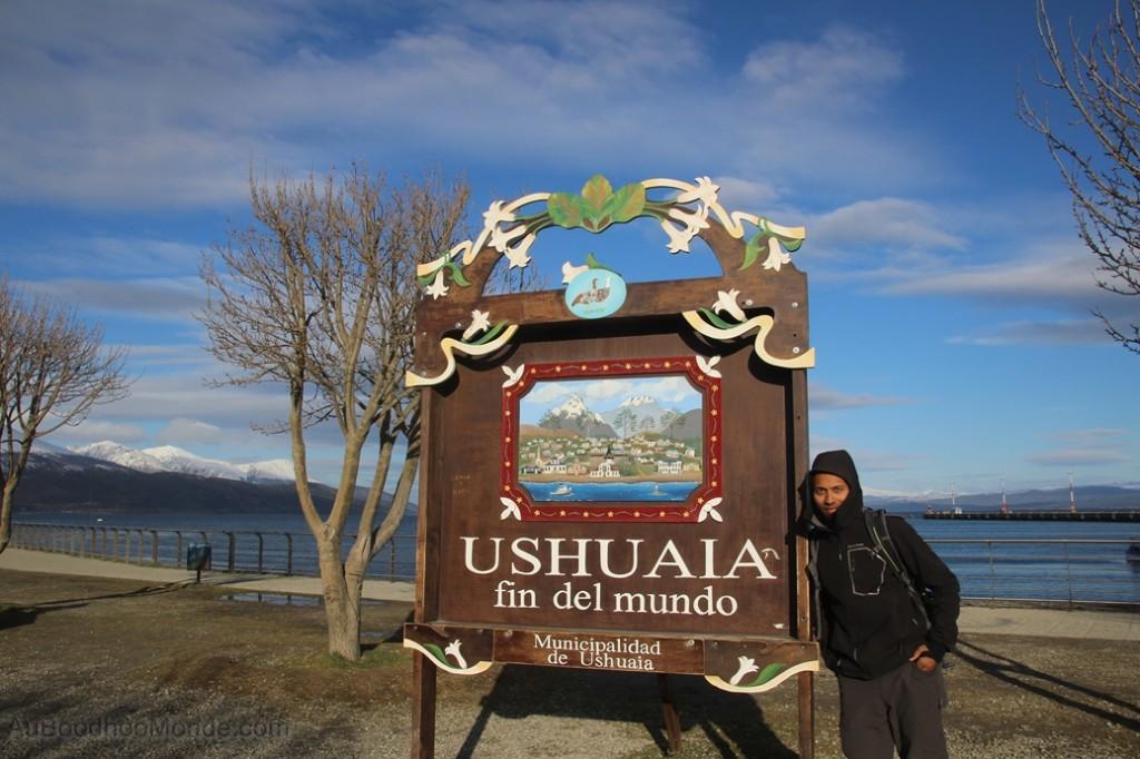 Argentine - Ushuaia Fin del Mundo