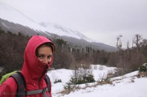 Argentine - Ushuaia Neige