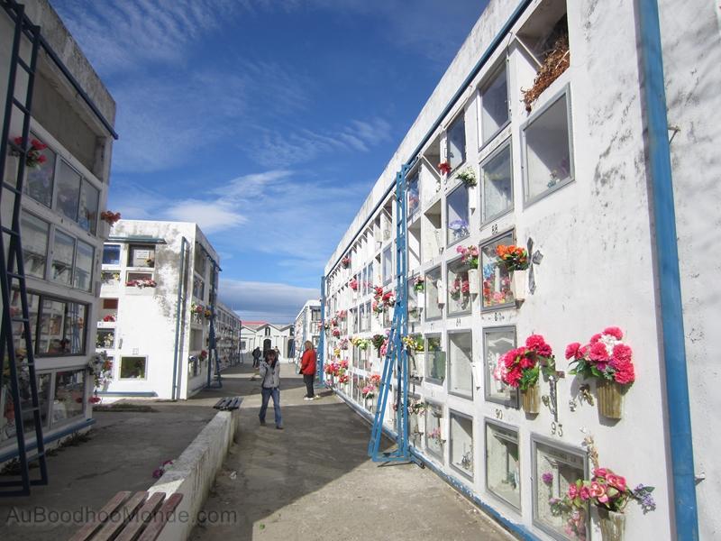 Chili - Punta Arenas cimetiere